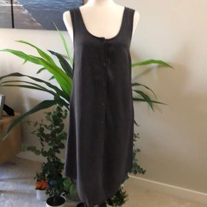 NWT:  Black Swan size small button up dress